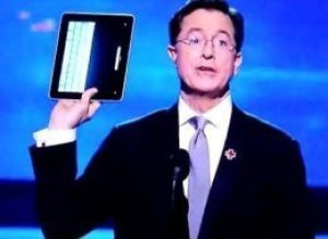 Stephen Colbert Ipad Grammy
