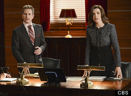 Rocky Times Ahead On 'The Good Wife'