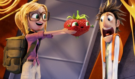 cloudy witha chance of meatballs 2 review