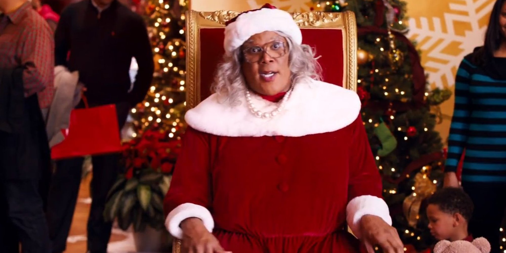 Tyler Perry's A Madea Christmas Movie