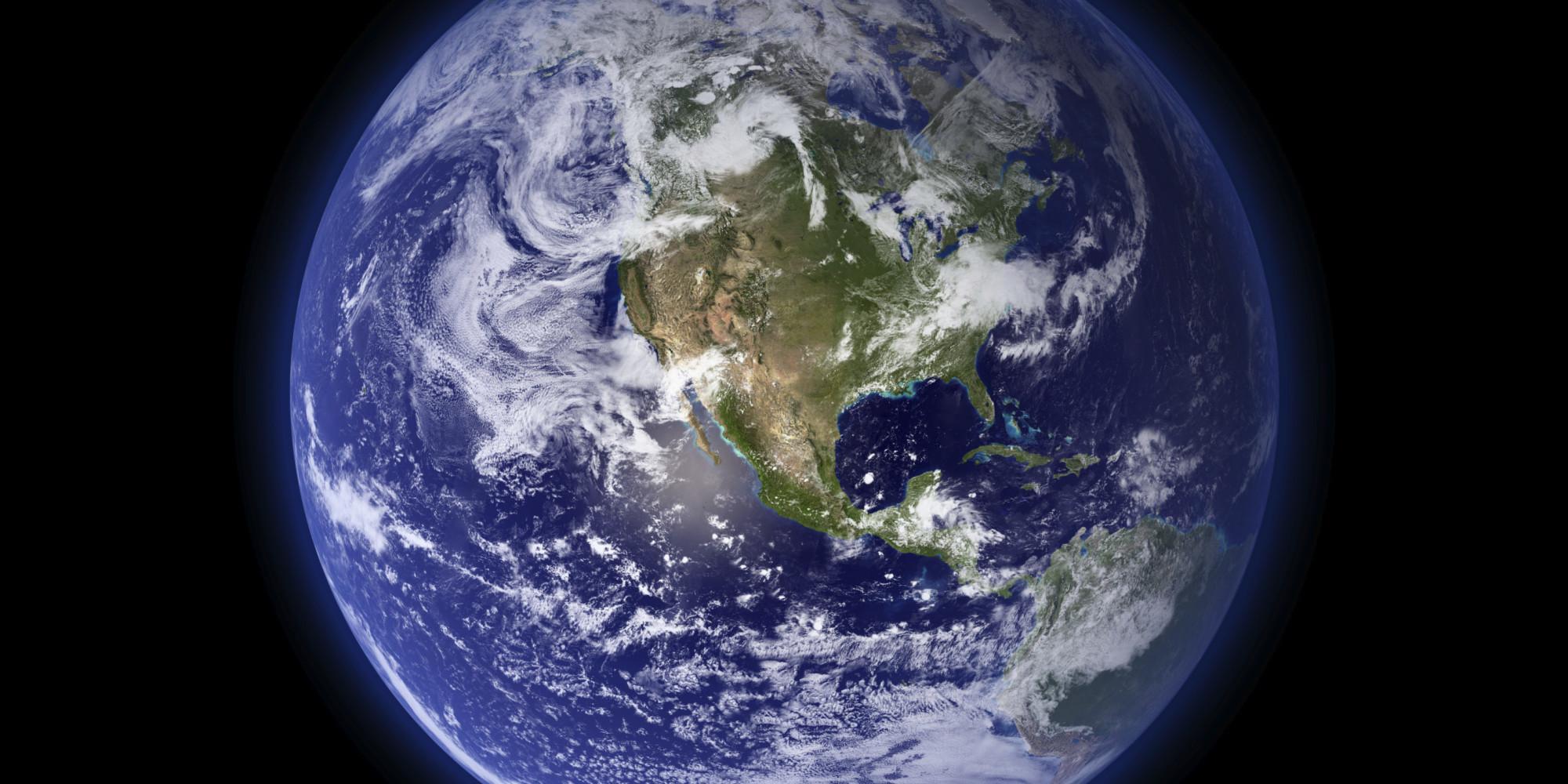 Earth Had Oxygen-Rich ...