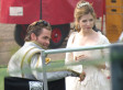 'Into The Woods' Photos Offer First Glimpse Of Anna Kendrick, Chris Pine And Others On Set Of Musical