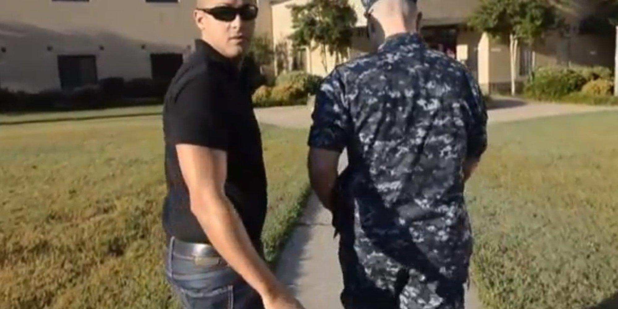 Army Gay Video 55