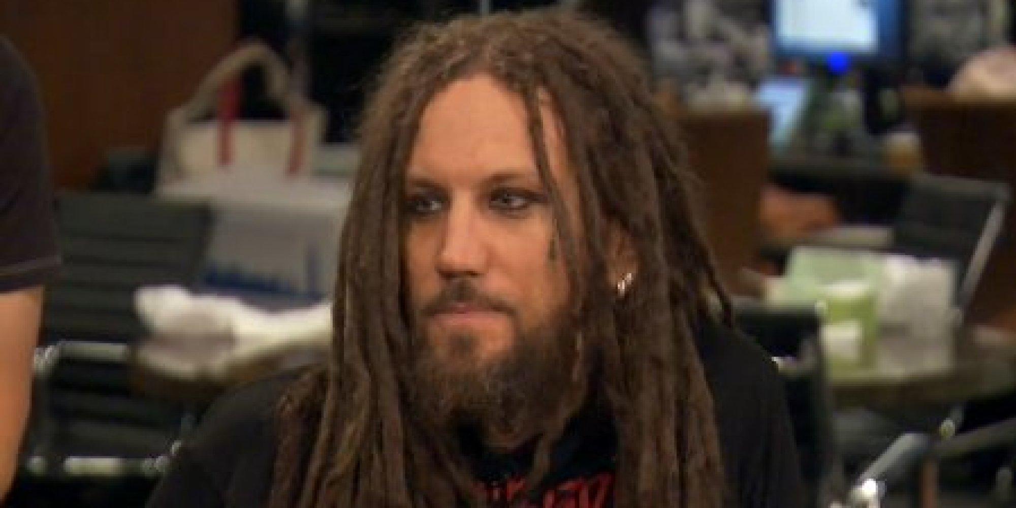 Brian Welch Christian Korn Guitarist Brian Welch On