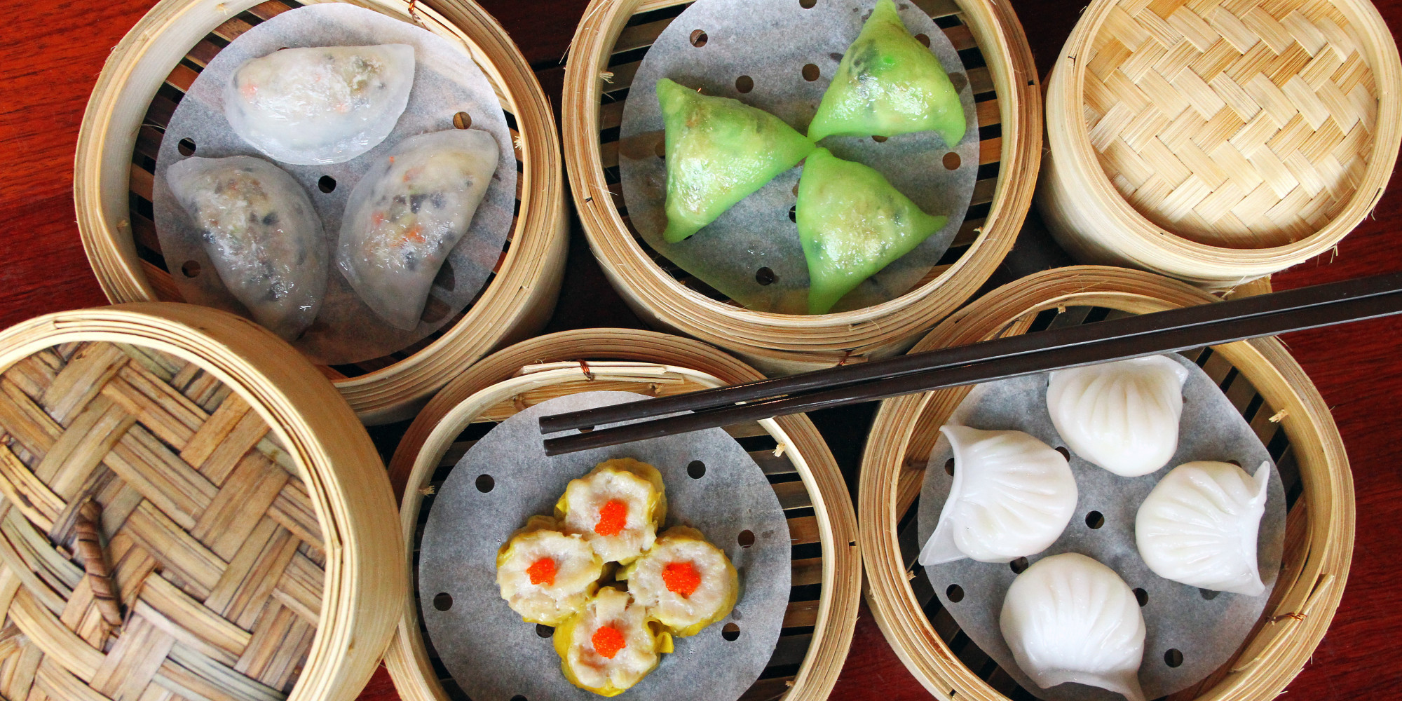 Dim Sum Guide: Be Ready When The Carts Roll By (PHOTOS)