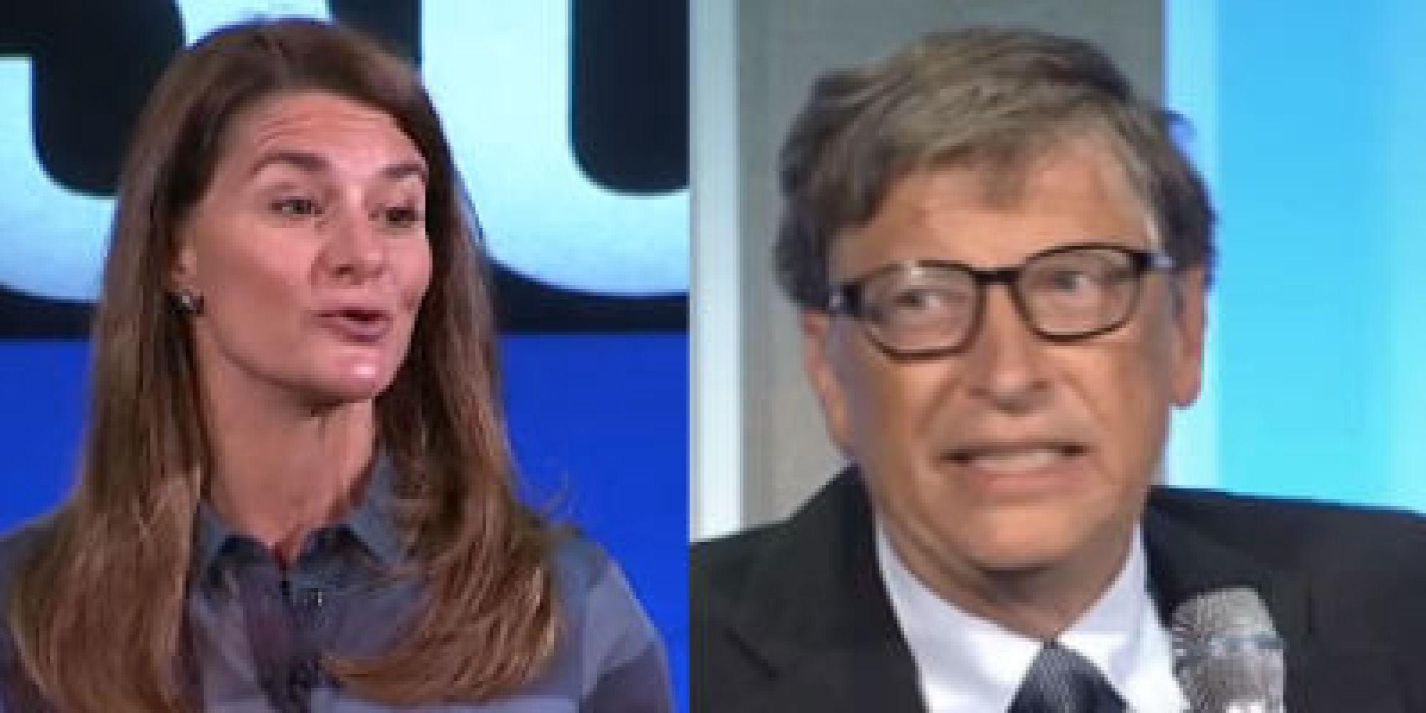 Bill Gates Eyeglasses Bill And Melinda Gates Kinda