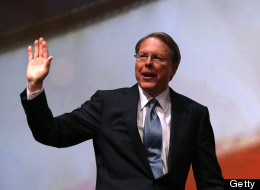 NRA's LaPierre Moves the Goalposts: Not 'Enough' Good Guys With Guns at Navy Yard