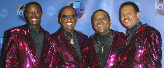 THE FOUR TOPS MOTOWN