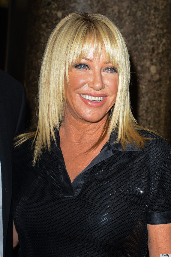 suzanne somers hairstyle : Hairstyles For 2013 For 50 Year Olds Short Hairstyle 2013