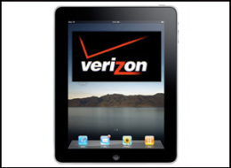Ipad Verizon