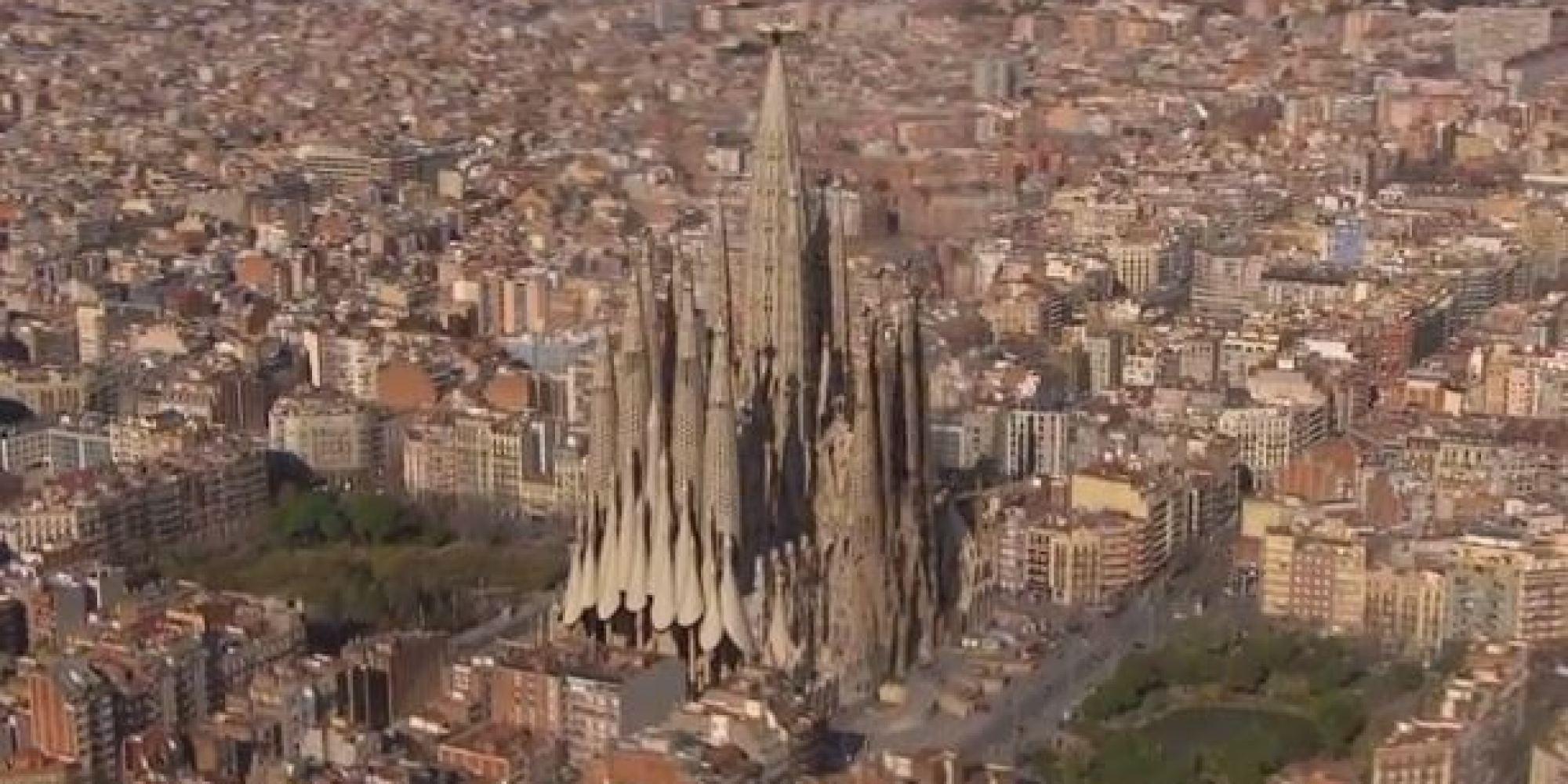 Sagrada Familia Will Look Crazy When It S Done In 2026 Video
