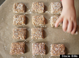Best Healthy Lunch Box Snack Recipes