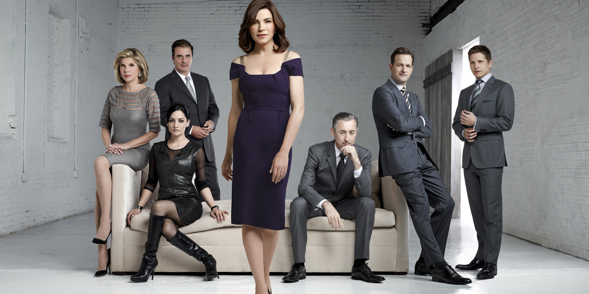 The Good Wife Costume Designer Daniel Lawson On Why He