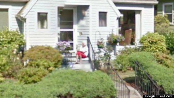 Grandmother Street View. U201c