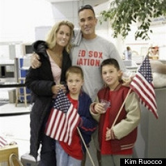 kim ruocco family