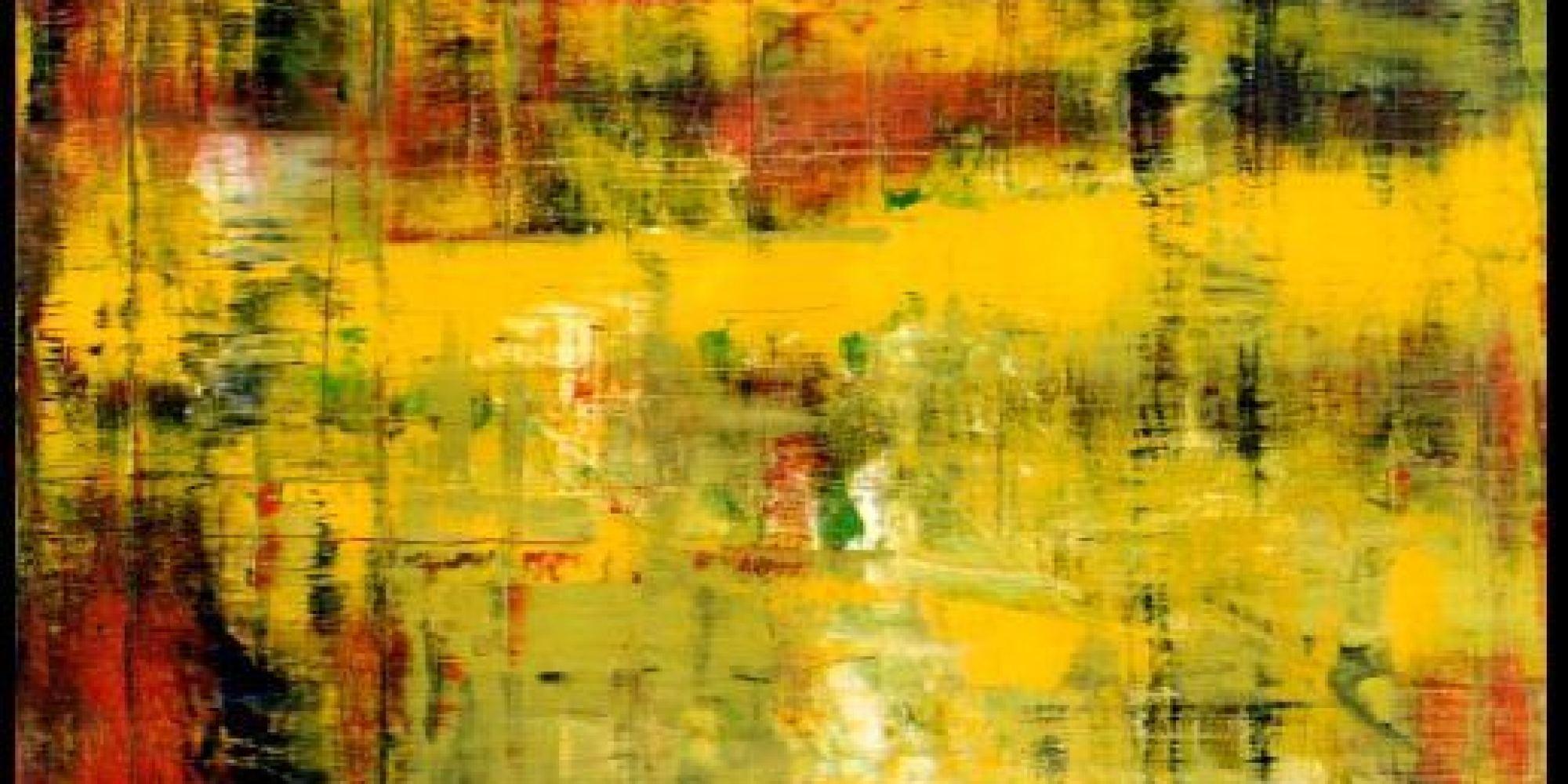 Pinturas de Gerhard Richter