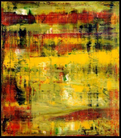 Art: Eric Clapton Sells Gerhard Richter Painting For