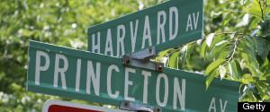 HARVARD PRINCETON