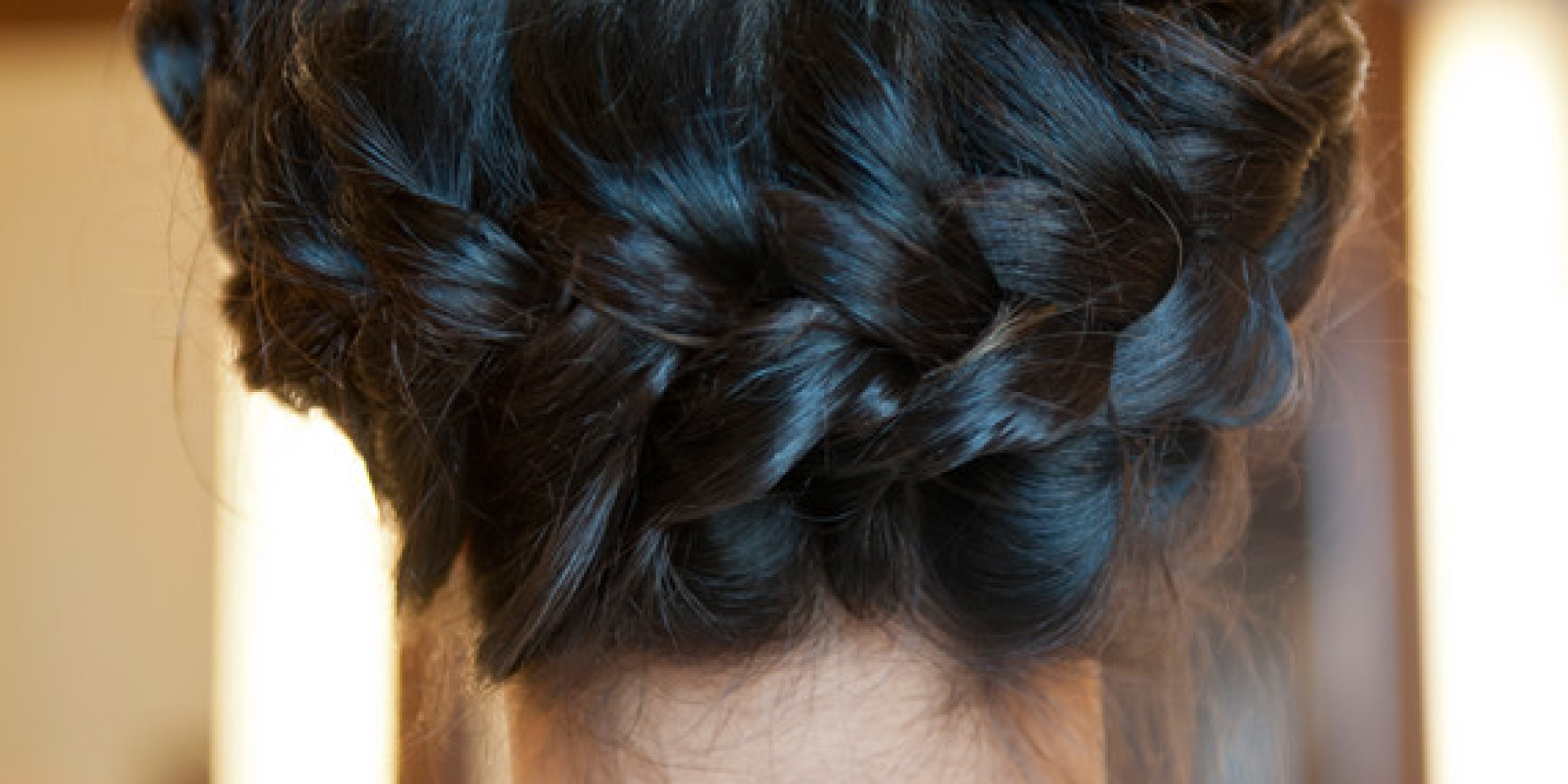 How to do two braids on each side