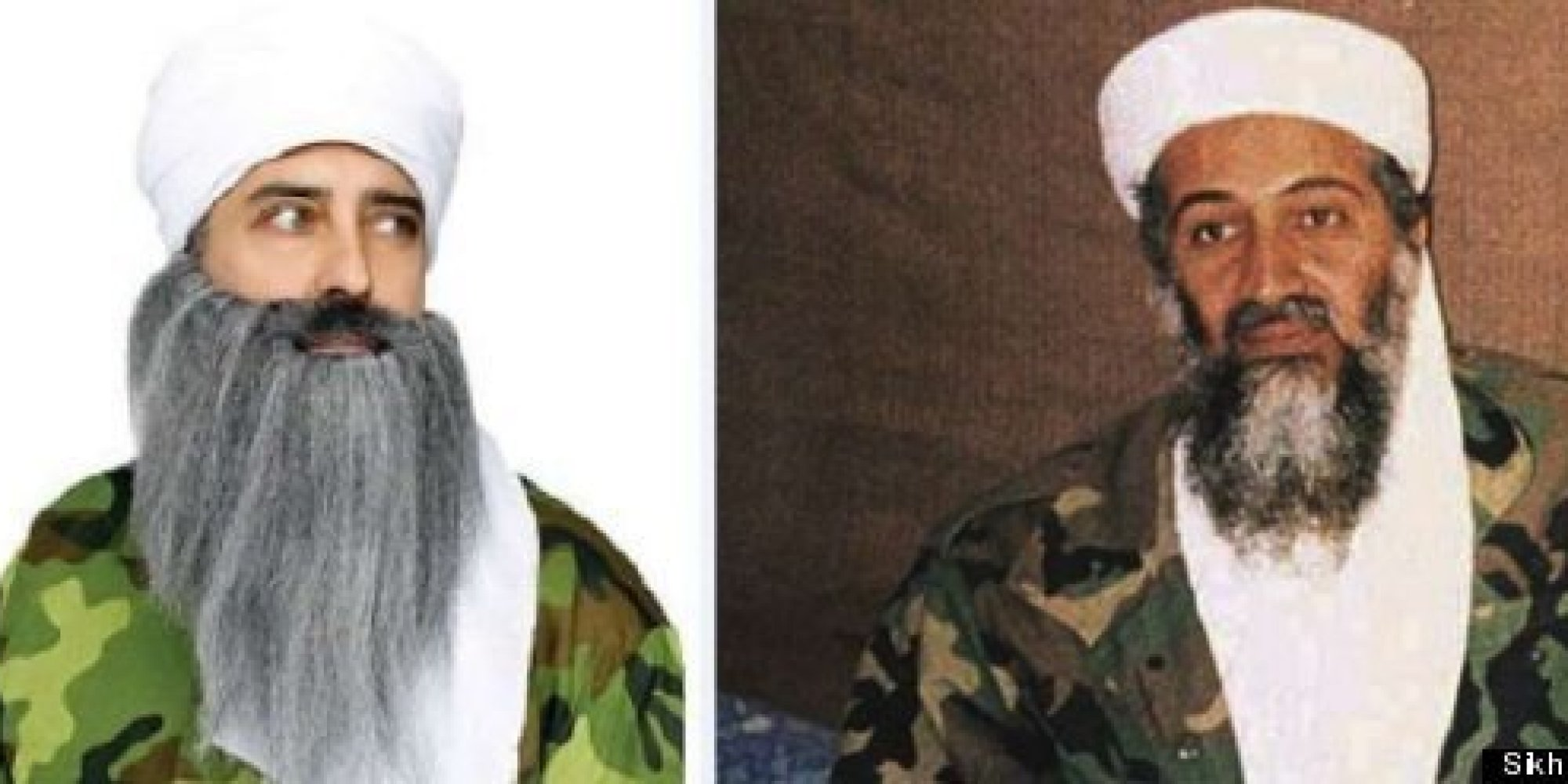 Osama Bin Laden Halloween Costume Removal Demanded By Sikh ...
