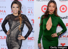 LOOK: Best And Worst Of The ALMA Awards Red Carpet