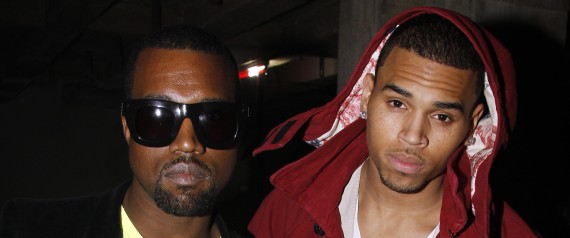 chris brown kanye west