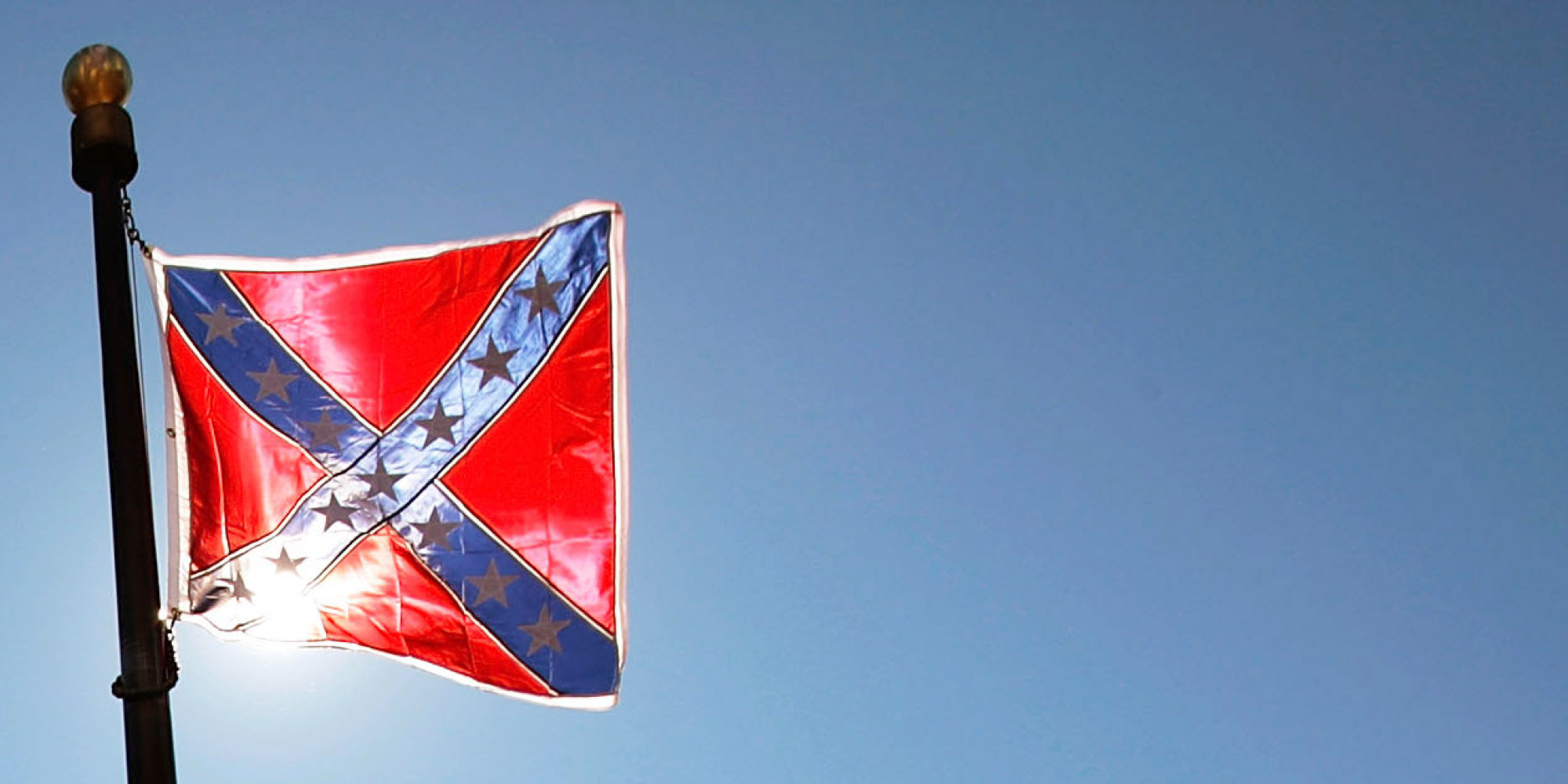 Virginia Flaggers Raise Confederate Flag, Draw Hundreds Of Supporters  Huffpost Showing How To
