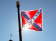 Virginia Flaggers Raise Confederate Flag, Draw Hundreds Of Supporters