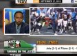 Stephen A. Smith Appeared To Fall Asleep While Debating Skip Bayless On ESPN's 'First Take' (VIDEO)