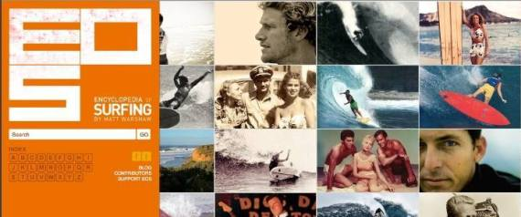 ENCYLOPEDIA OF SURFING