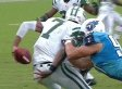 Geno Smith's Behind-The-Butt Fumble Is Jets' Latest FAIL (VIDEOS)