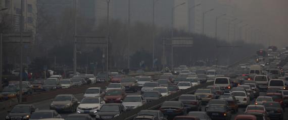 CHINA AIR POLUTION