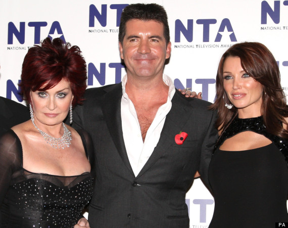 sharon osbourne dannii minogue