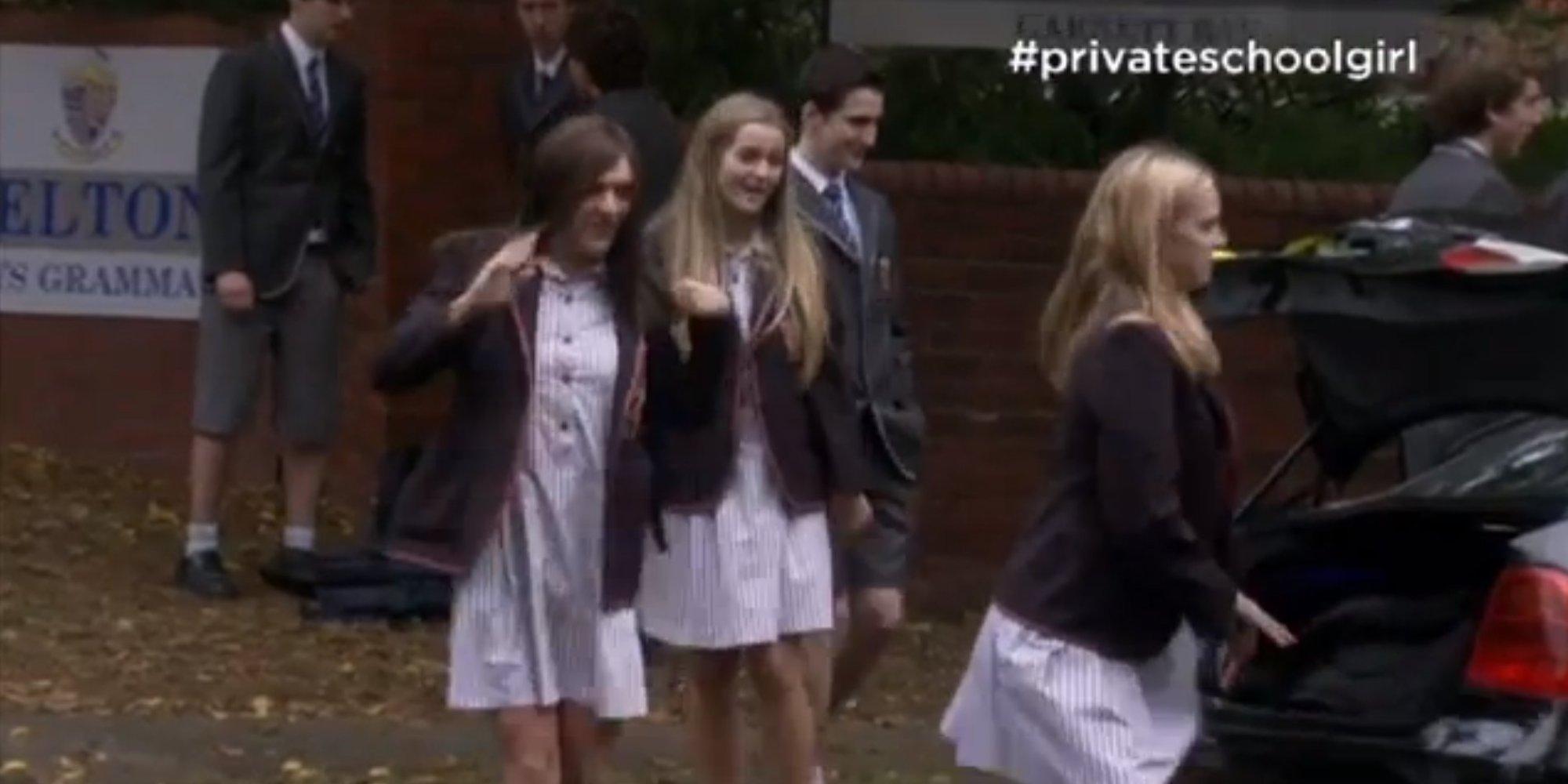 Private school movie pics
