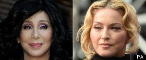 Cher Madonna