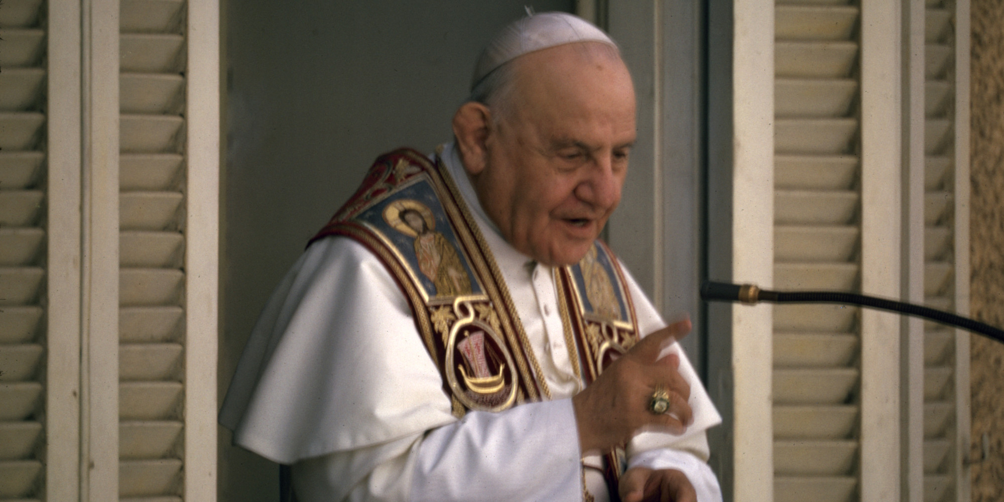 pope john xx111 On the occasion of pope john xxiii's canonization, lifecom recalls the landmark vatican ii council that heralded a new era in the church.