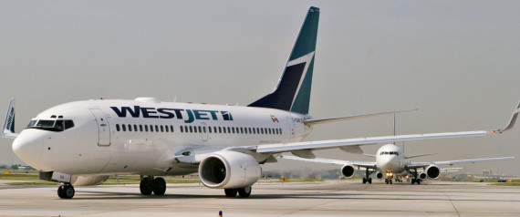 WestJet Cancellations