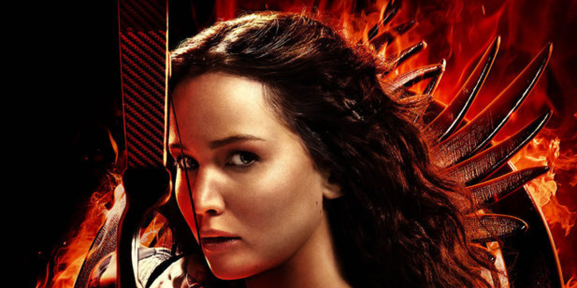 'Hunger Games: Catching Fire' Poster Sees Katniss In All ...