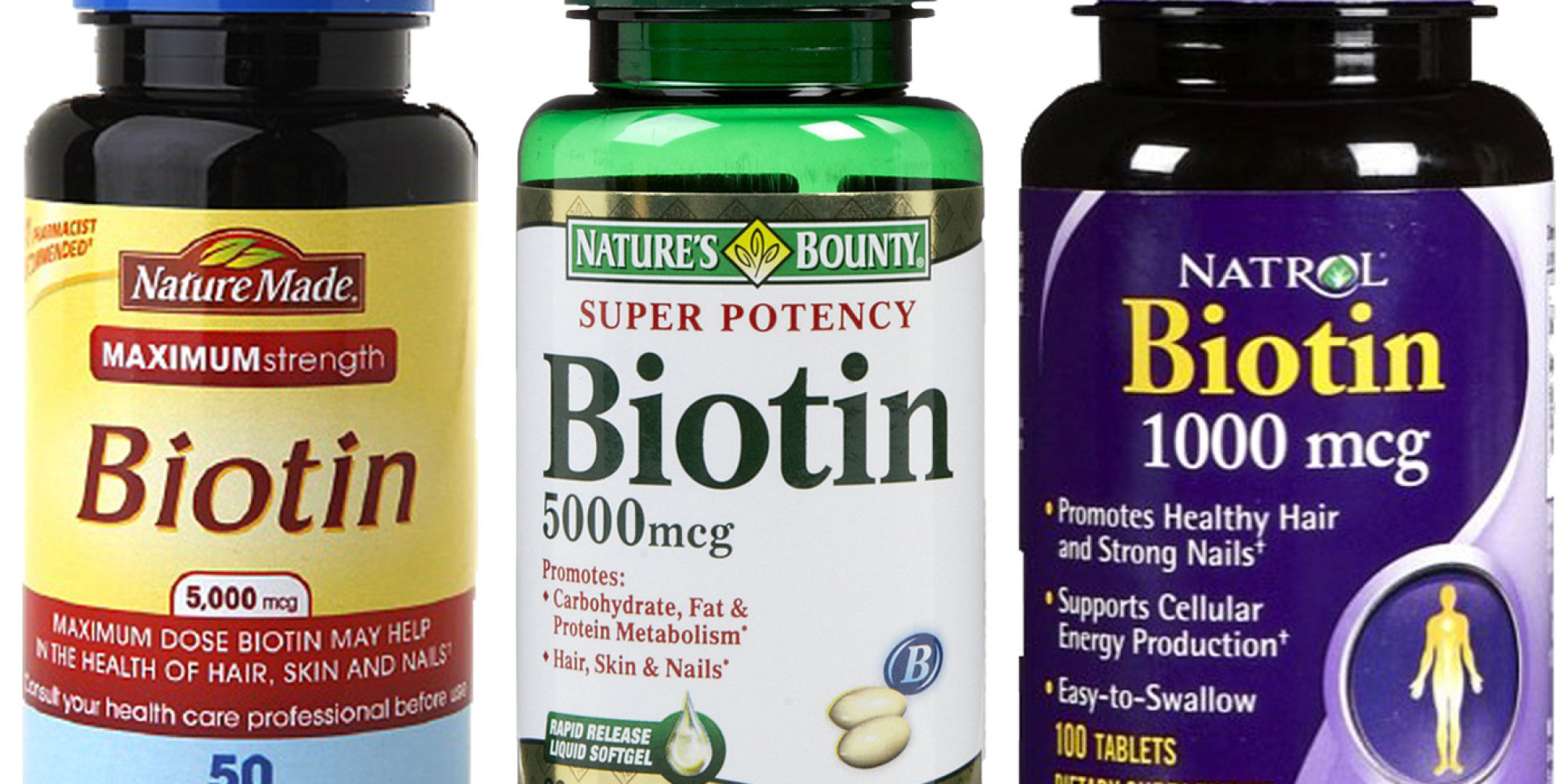 Biotin Natural Black Hair