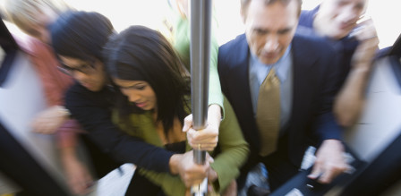 subway push