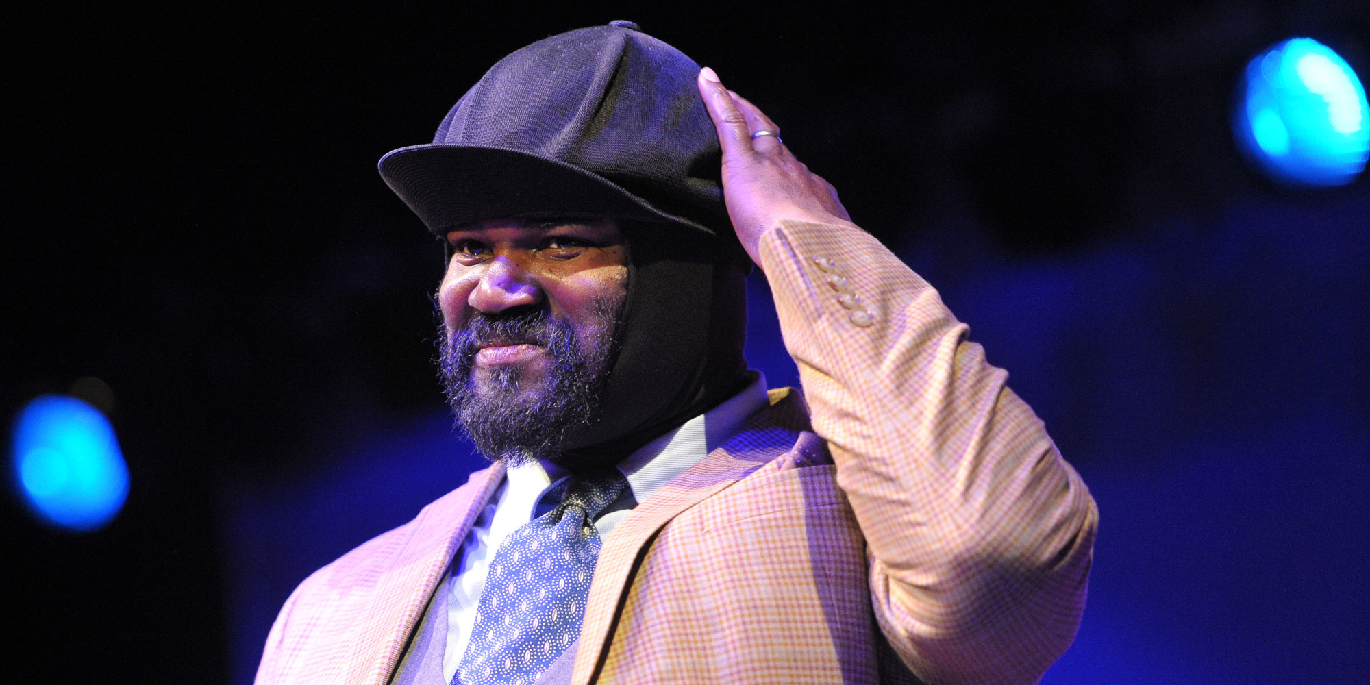 Jazz sensation gregory porter remembers friend george duke - Gregory porter liquid spirit album download ...