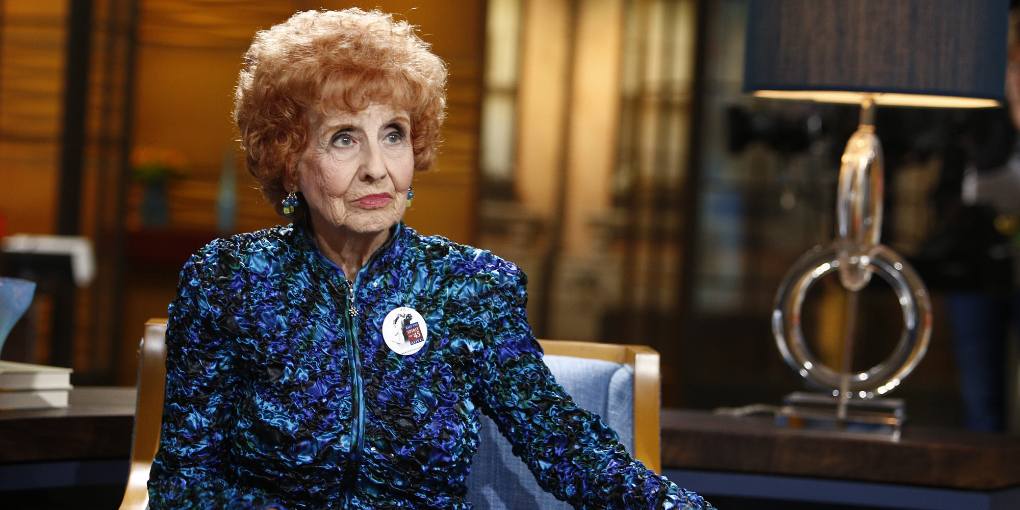meet elinor otto a real life rosie the riveter still working at 93 video huffpost. Black Bedroom Furniture Sets. Home Design Ideas