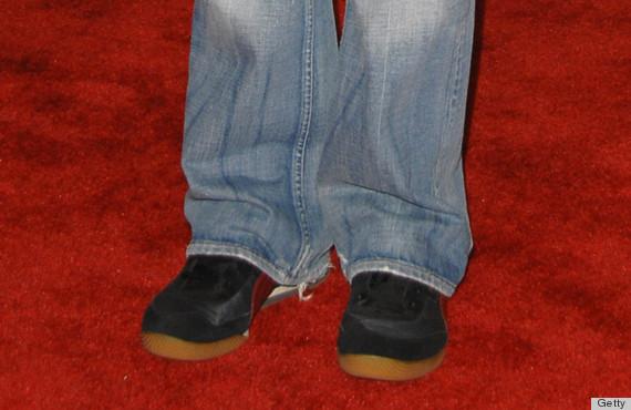 men shoes pants