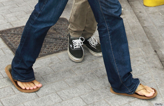 Brilliant U0026quot;Nobody Wants To See Your Toesu0026quot; Should You Be Allowed To Wear Sandals To Work? - Workopolis Blog