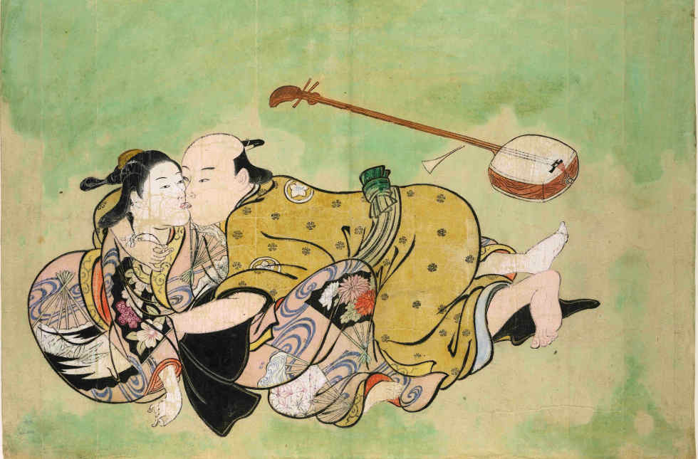 Weird sex practices japan — photo 11