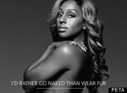 Alexandra Burke Would Rather Go Naked