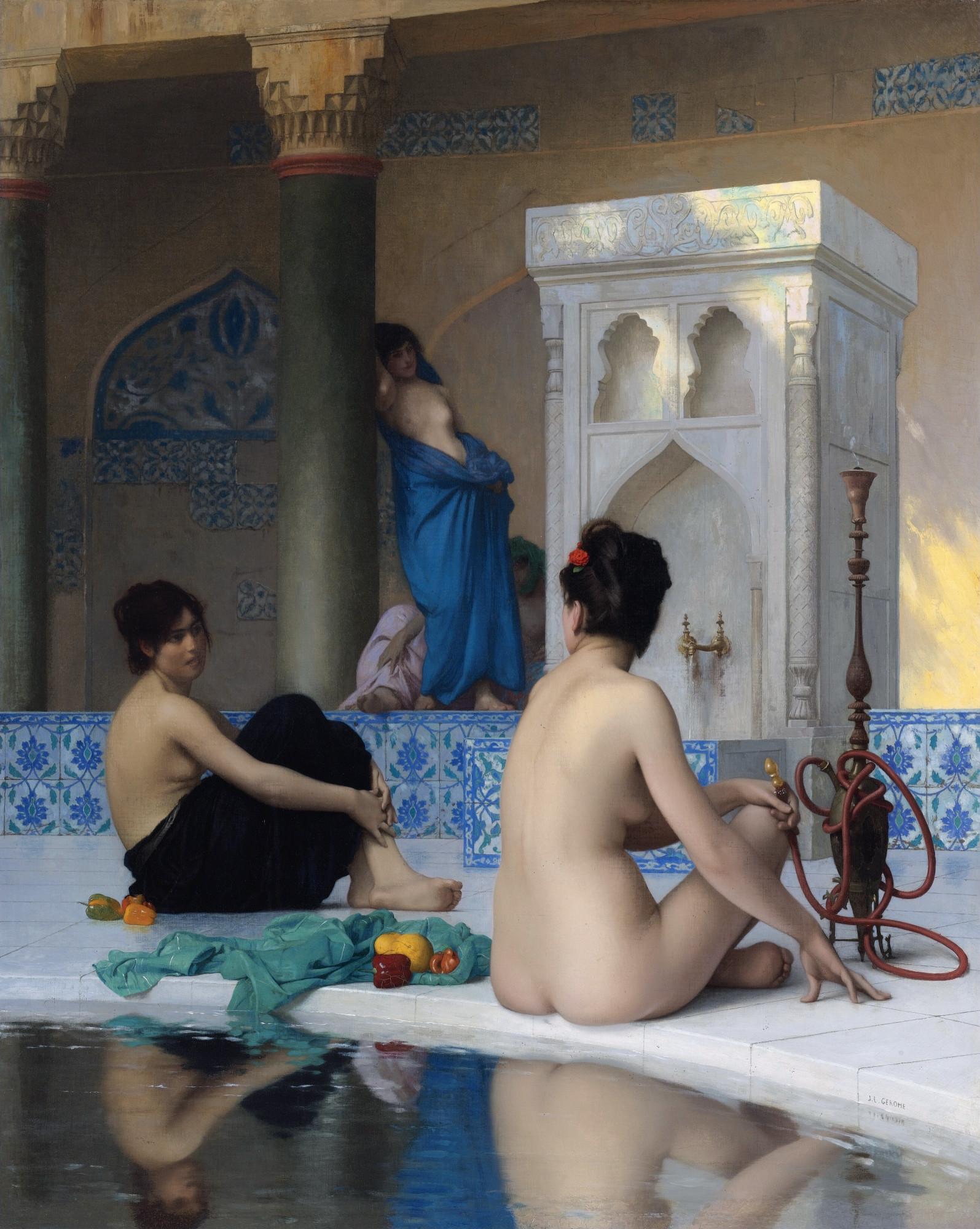 Секс фото в турецский бане 14 фотография