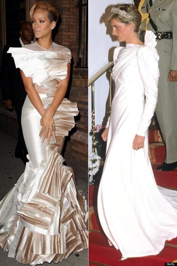 Rihanna Glamour