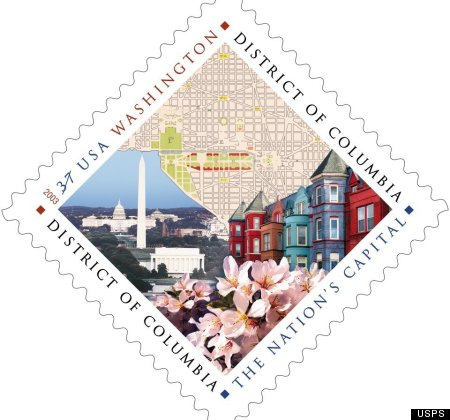 Rowhouse Featured On DC Commemorative Postage Deserves A