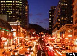 Congestion routière en 2016:  Montréal en 3e place